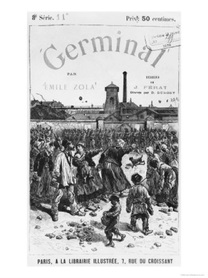 """Los álbumes del carbón: los hermanos mineros franceses o """"recordando a Germinal"""""""