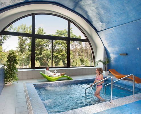 Abierto el plazo de solicitudes de estancias termales en el Balneario de Ledesma