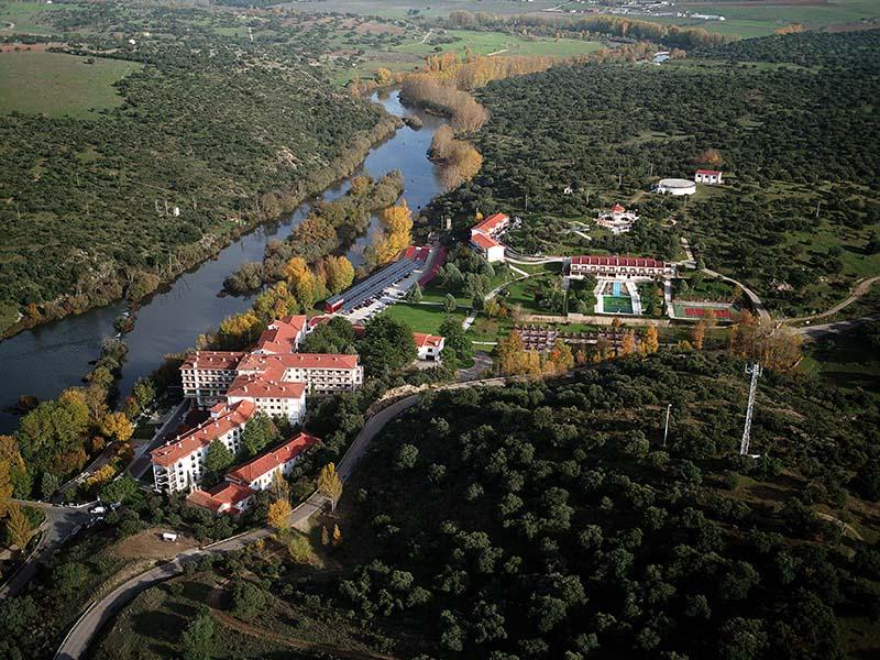 Relanzamiento de la promoción turística del Balneario de Ledesma en Salamanca