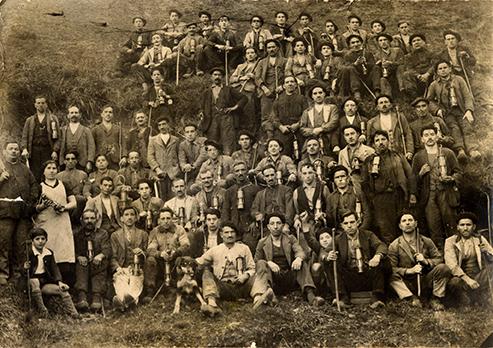Historia del grupo Montepío: Grupo Minero Consuelo Camblor