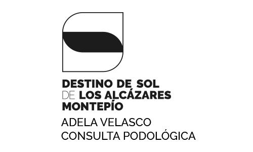 Adela Velasco consulta podológica, colaborador del Plan Social y Solidario del grupo Montepío