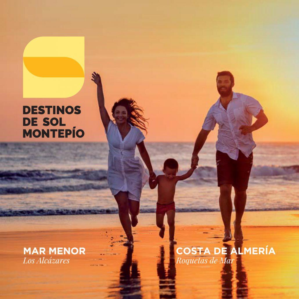 Tríptico de Destinos de Sol del Montepío