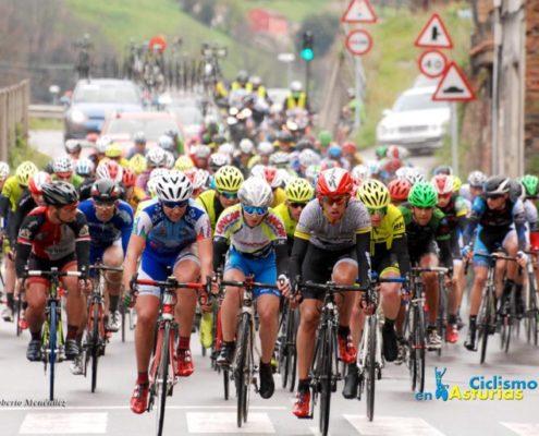 Vuelta Ciclista Challenge Montaña Central de Asturias