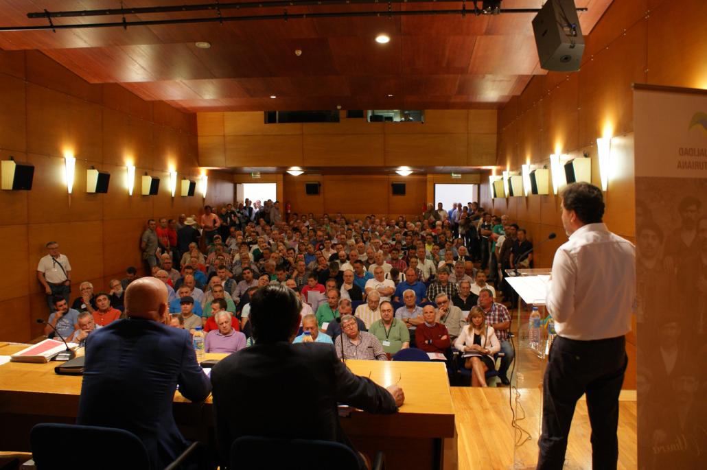 Asamblea general 2016 del Montepío y Mutualidad de la Minería Asturiana
