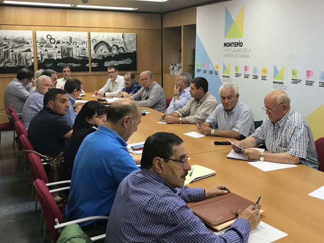 """La dirección del Montepío y Mutualidad de la Minería Asturiana aprueba la Personación como acusación particular y parte perjudica en el """"Caso Hulla"""""""