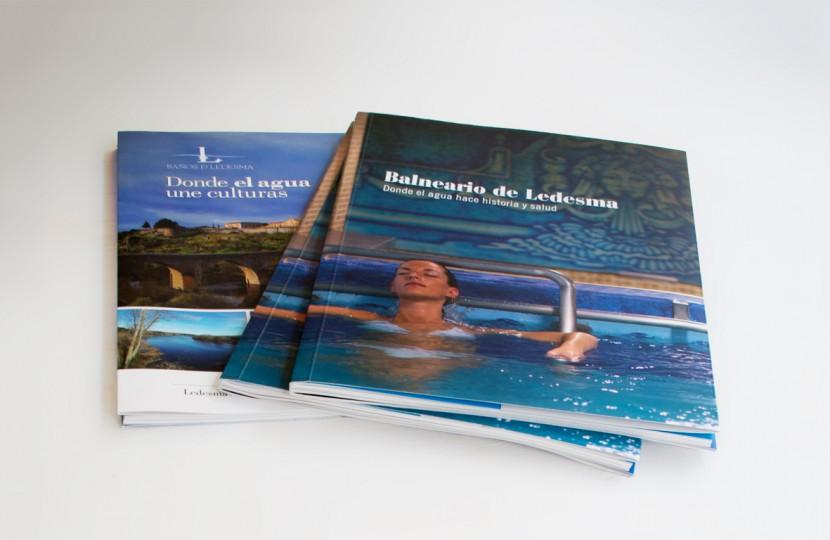 Guía de recursos turísticos de los Baños de Ledesma: Donde el agua hace historia y salud