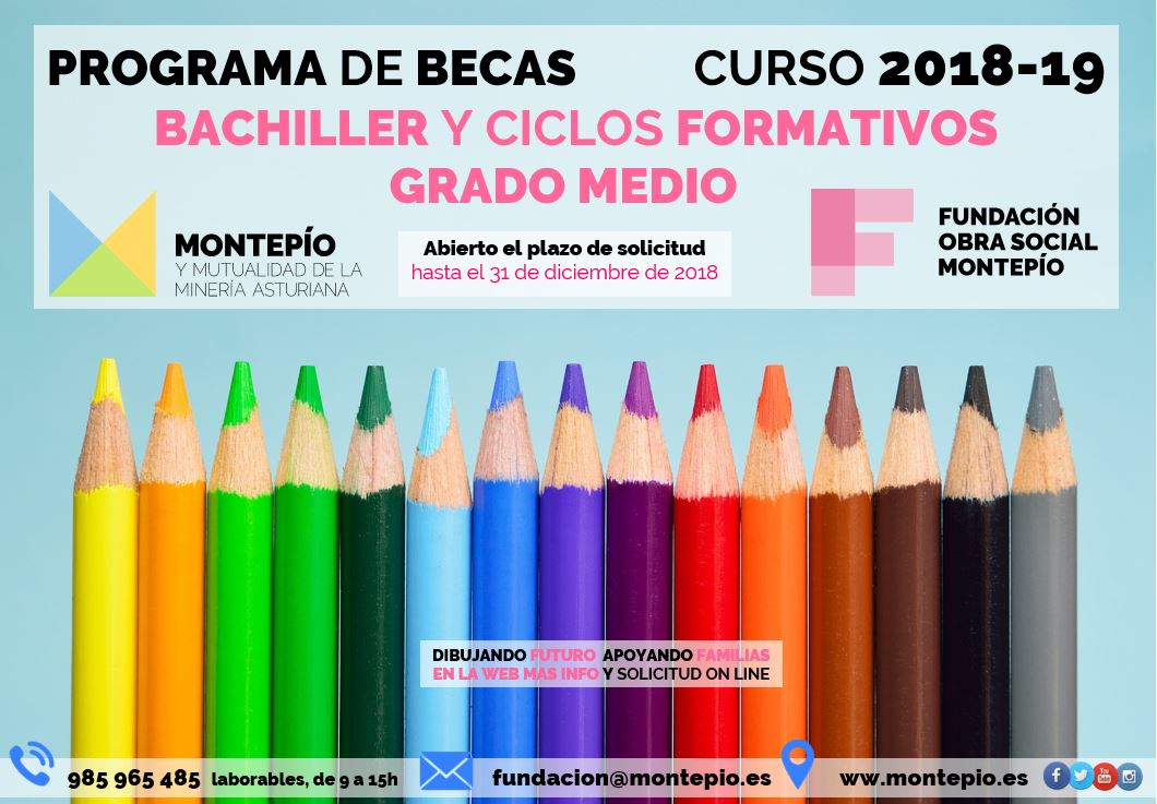 Fundación Obra Social Abierto Plazo De Becas Para Bachiller